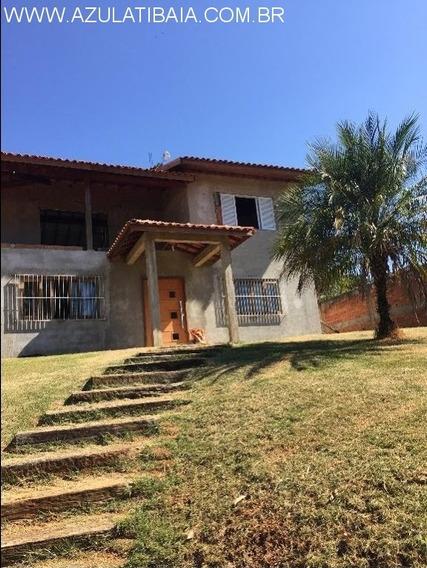 Casa/chacara Em Atibaia, Chácaras Brasil 1.000m² De Terreno - Ch03377 - 32663207