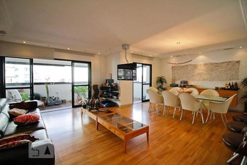 Apartamento À Venda - Perdizes, 4 Quartos,  175 - S893014344