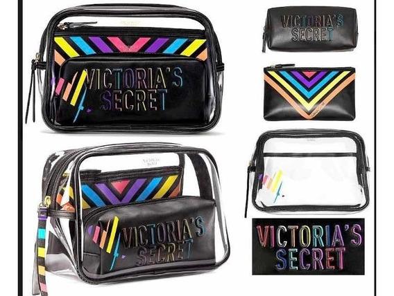 Portacosmeticos-neceser X 3 De Victorias Secret