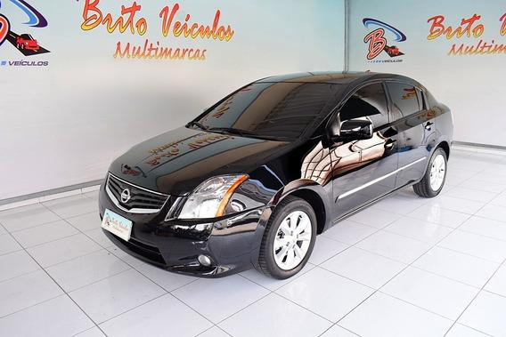 Nissan Sentra 2.0 S 16v Flex 4p Automático 2011