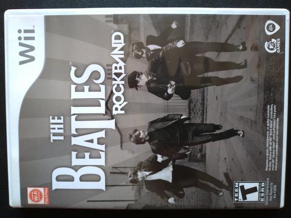 Rockband The Beatles ¬ Original Para Nintendo Wii
