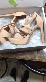 Vestido De Gala Y Zapatos
