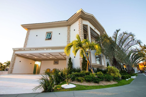 Casa Em Condomínio Para Venda Em Parnamirim, Parque Do Jiqui - Bosque Das Palmeiras, 4 Dormitórios, 4 Suítes, 8 Banheiros, 7 Vagas - Cas1626-b_2-1121976