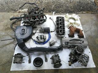 Motor Ka24 Nissan D21