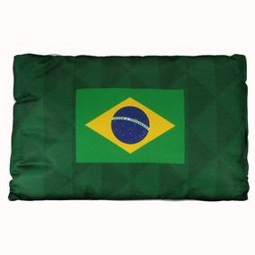 Mini Almofada Brasil