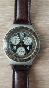 Raro Relógio Swatch Irony Chrono Ycs 1004 Anos 90 N Casio