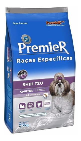 Ração Premier Específica Shih Tzu Adulto 7,5 Kg
