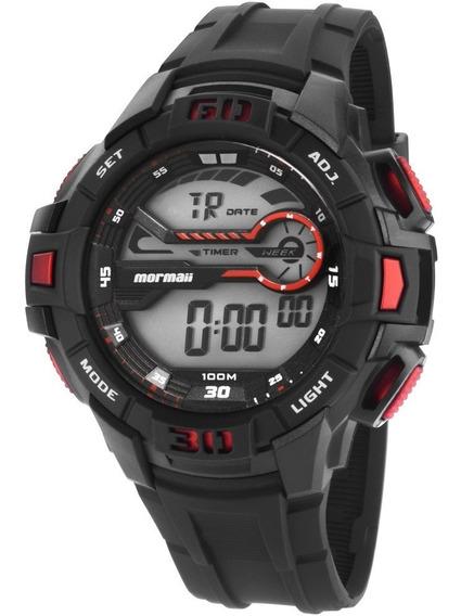 Relógio Masculino Mormaii Mo1081/8r ( Rev. Autorizada) - Nfe