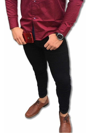 Pantalón De Hombre Skinny Strech