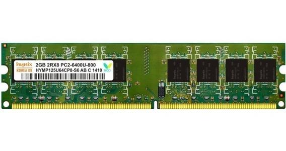 Memoria Ram Value Ddr2 2gb 800mhz Pc 6400 Dimm