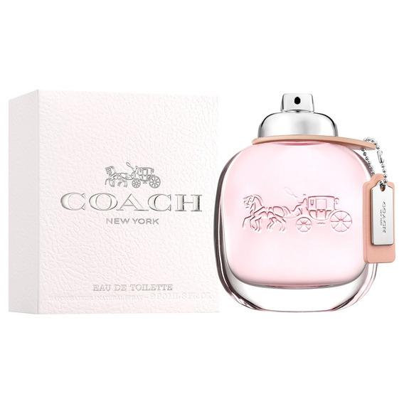 Perfume Coach Eau De Toilette 90ml - Feminino Original