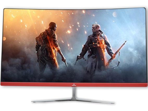 Monitor Gamer Curvo Led 27 Concordia Full Hd Hdmi Vga Ips