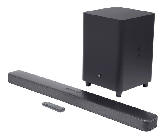 Soundbar Jbl 5.1 Surround Tecnologia Multibeam 325w Rms