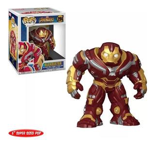 Funko Pop Hulkbuster 294 Avengers Nuevo Original