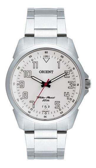 Relogio Orient Mbss1154a S2sx Prata