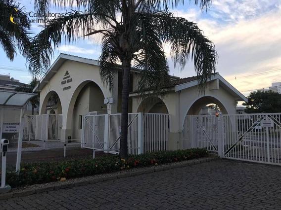 Terreno À Venda, 420 M² Por R$ 350.000,00 - Condomínio Villa Bella Livorno - Paulínia/sp - Te0397