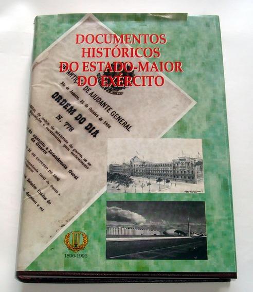 2 Livros Documentos Históricos Do Estado-maior Do Exército E