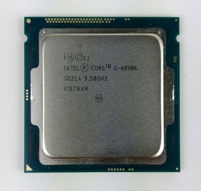 Processador Intel Core I5 4690k 3.5 Ghz Funcionando 100%