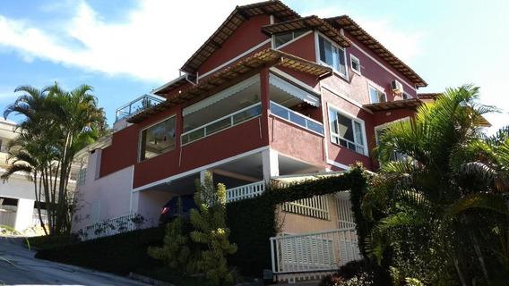 Casa Em Pendotiba, Niterói/rj De 200m² 3 Quartos À Venda Por R$ 900.000,00 - Ca215910