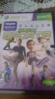 Kinect Sports Xbox 360 (envio Gratis)