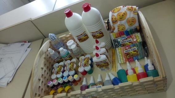 Kit Completo Para Fazer Slime - Smile Slime