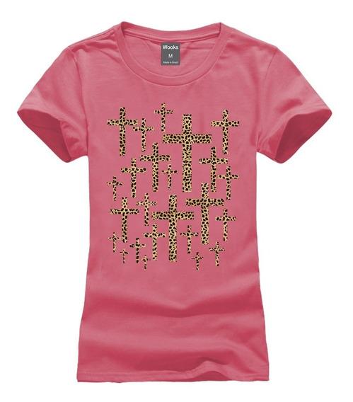 Kit 10 T-shirts Blusas Feminina Roupas Atacado Revenda C6