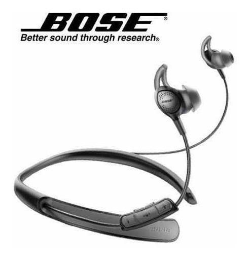 Fone Bluetooth Bose Quietcontrol30