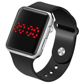 Relógio Led De Pulso Digital Masculino Feminino Lançamento