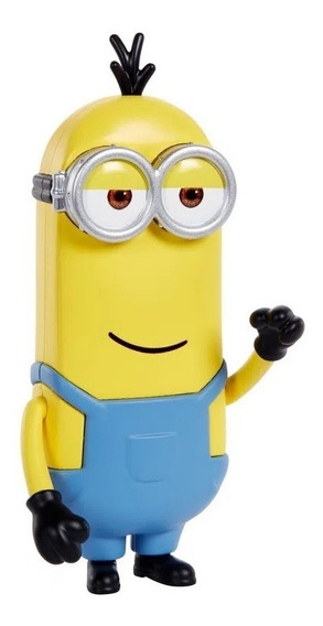 Boneco Minions Kevin Filme Tamanho Pequeno - Mattel