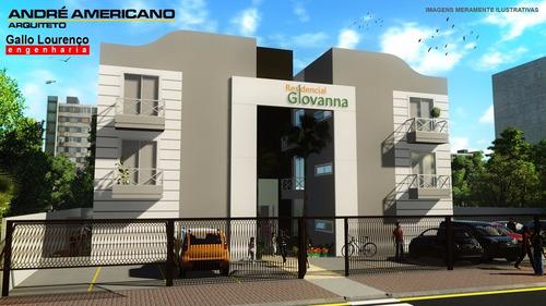 Venda - Apartamento - Loteamento Residencial Jardim Esperança - Americana - Sp - 2073 / 2074