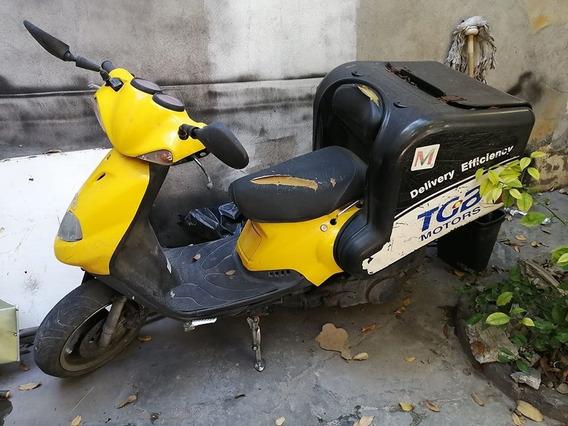 Motocicleta Tgb Delivery Efficiency 150 Cc