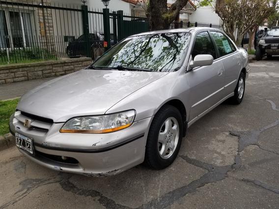 Honda Accord Exrl V6 3.0 1998 Sedan