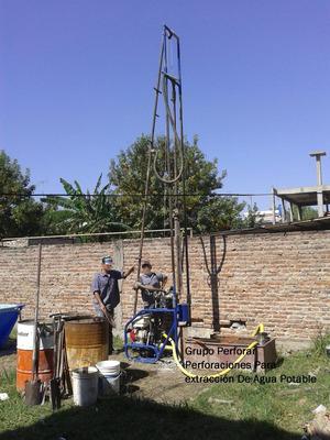 Perforaciones; Compresores; Merlo; Libertad; Mariano Acosta