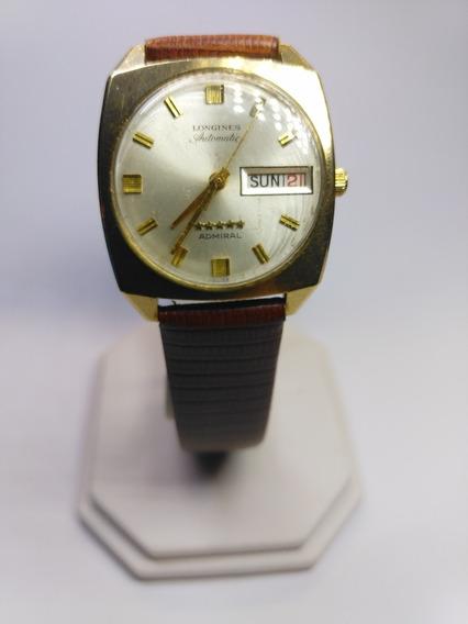 Reloj Longines Admiral.