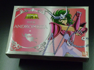 Los Caballeros Del Zodiaco, Andromeda Hk, Bandai