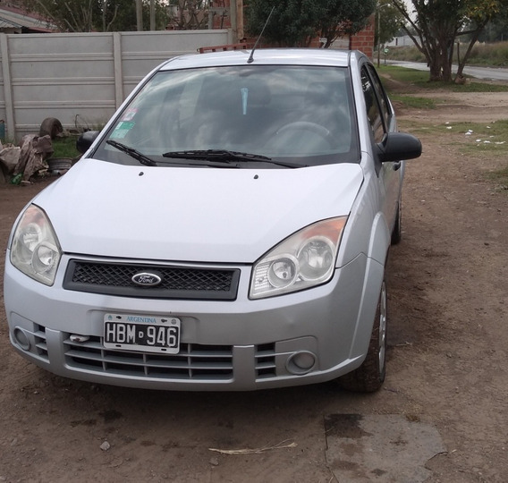 Ford Fiesta Max Ambiente Mp3