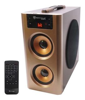 Bocina Bluetooth Rockville Rhb70 Wireless 100 Watts Potencia