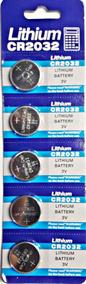 Bateria Cr2032 3v Lithium Botão (para Pc, Etc)/envio Gratis