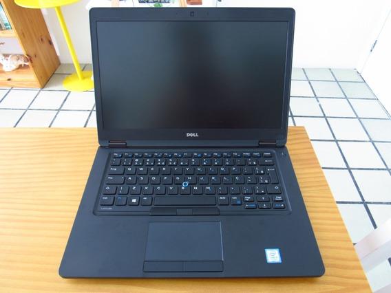 Notebook Dell Latitude 5480 I5-7200u 7ªg 8gb Ram 500gb Hd