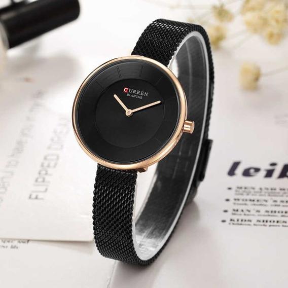 Relógio Original Com 1 Ano De Garantia - Curren C9030l