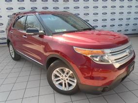 Ford Explorer 2013 Rojo