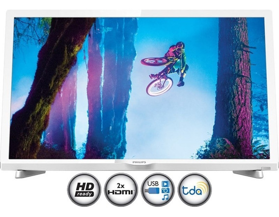 Tv Led 24 Pulgadas Philips 24phg4032/77 Hd