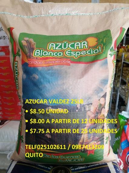 Azucar San Carlos - Valdez / Arroz Rico/ Aceite Alesol