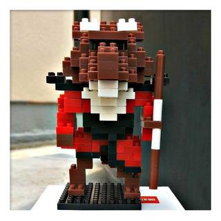 Figura Armable Mini Blocks Dr,star Tortugas Ninja