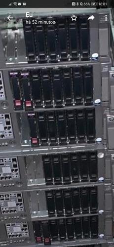 Imagem 1 de 2 de Servidor Hp Dl 380 G5 8gb Ram 1 Sas 146gb 2 Xeon Quad Core