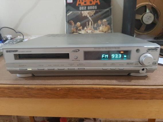 Dvd Receiver Semp Xb-1509