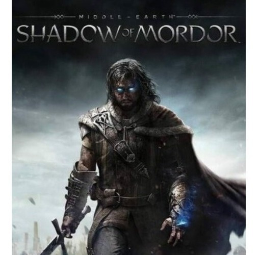 Middle Earth Shadow Of Mordor-pc-dvd- (midia Fisica)