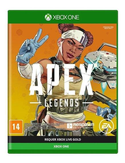 Apex Legends Lifeline Xbox One Mídia Física Novo Lacrado