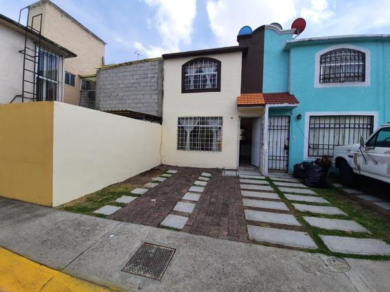 Cuautitlan Izcalli Cofradía 4 Hermosa Casa Acepto Crédito