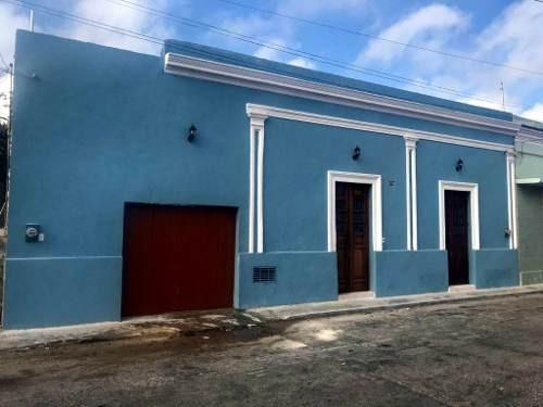Magnifica Propiedad En El Centro De Mérida.centro Historico